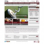 IWAwine.com - Digital Design and eCommerce